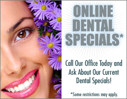 Oxon Hill Dental Specials Discount Coupon